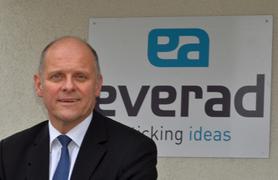 Gérard Morin, Directeur Général, Everad Adhesives SAS