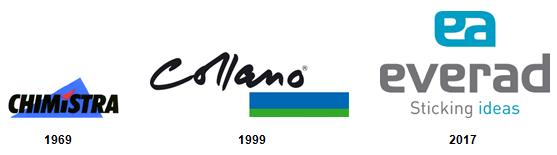 Collano Adhesives SA devient Everad Adhesives SAS à partir du 1er Janvier 2017
