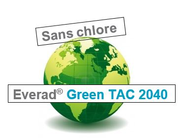 Everad Green TAC 2040 Sans Chlore