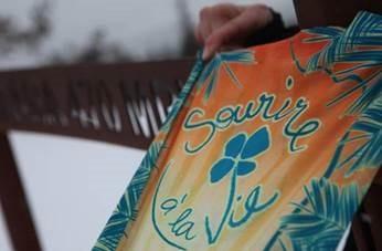 Engagement social Everad 2018 : Everad et Sourire à la Vie.