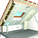 Dry construction and sealing systems