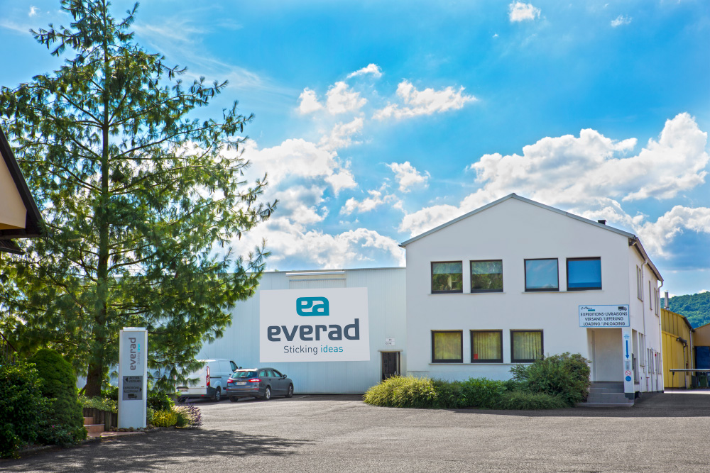 Naissance d'une nouvelle marque : Everad
